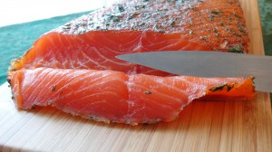 What is the difference between Smoked Salmon & Gravlax?