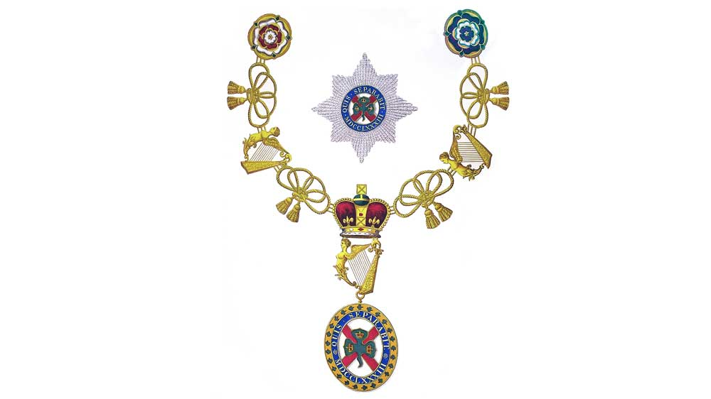 The Order of Saint Patrick