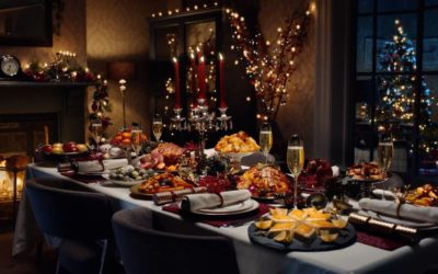 The History of Christmas Dinner