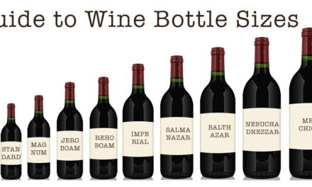 Wine Bottle Sizes