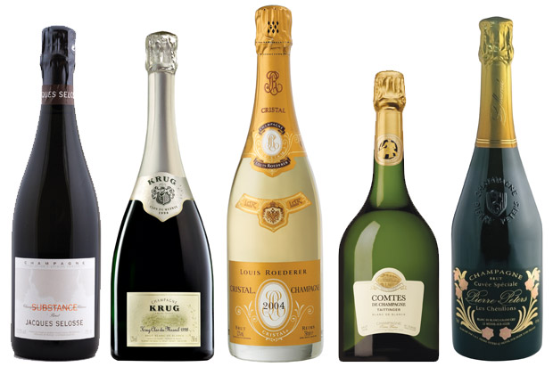 Best Champagnes in the World!