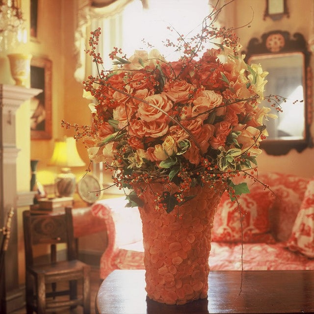 The history of flower arranging