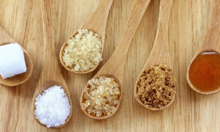 The different types of sugar