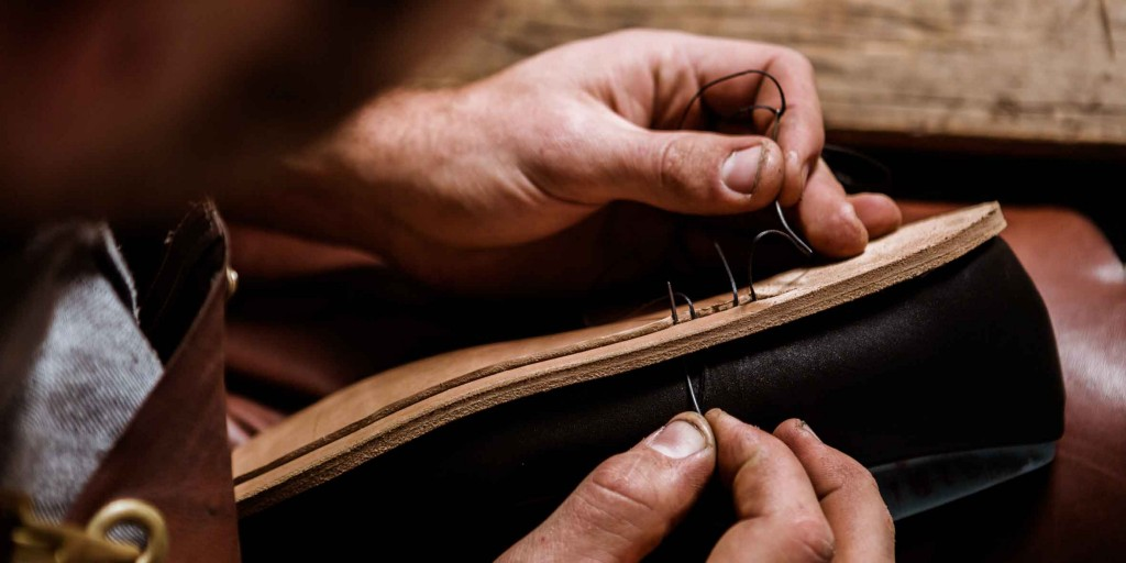Basic Shoemaking Method – The Cemented Construction