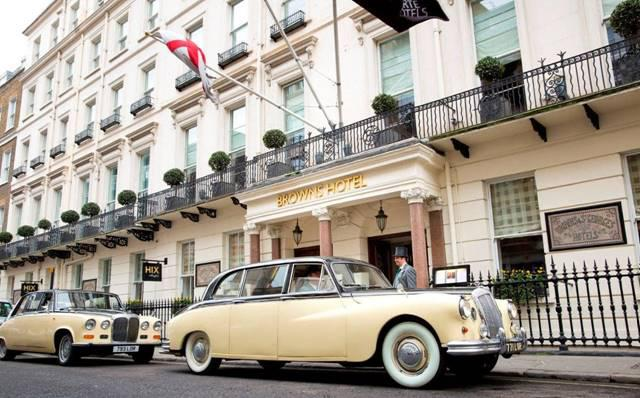 The Best Luxury Hotels in London, New York and Paris