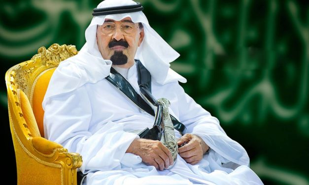 Succession to the Saudi Arabian throne.