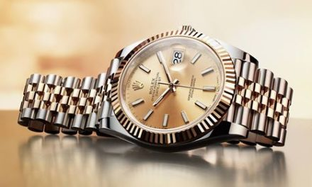 Rolex Superlative Chronometers